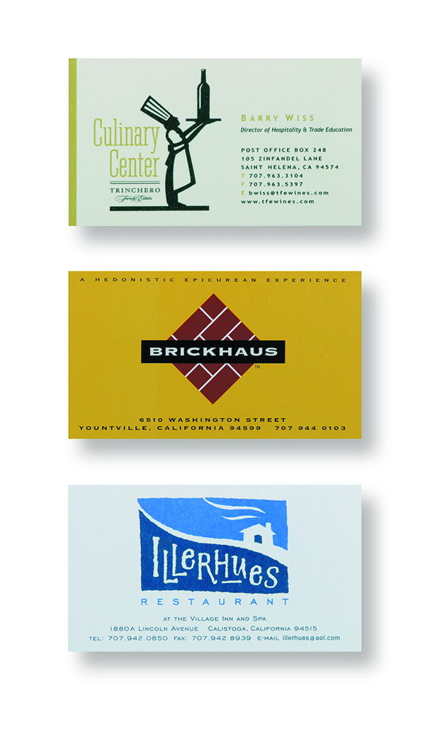 Business Card Applications