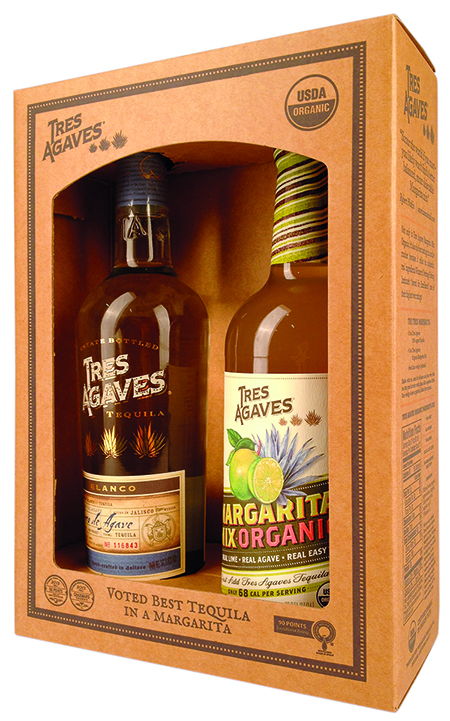 Tres Agaves Twin Pack