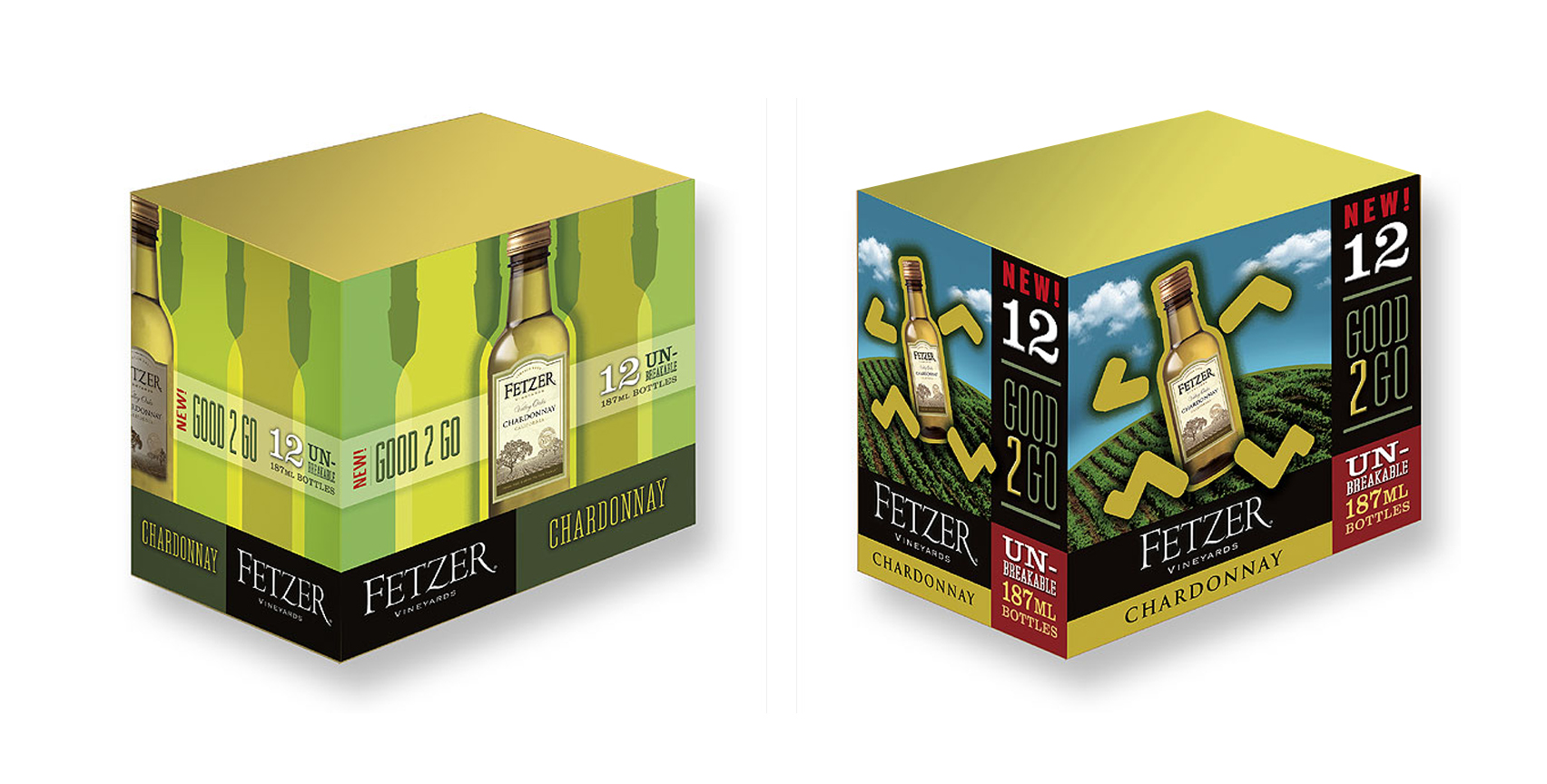 Fetzer Vineyards On-The-Go Carriers
